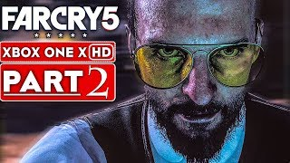 FAR CRY 5 Gameplay Walkthrough Part 2 [1080p HD Xbox One X] - No Commentary