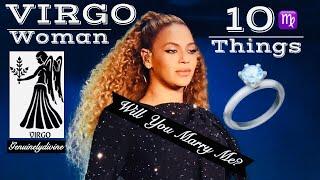 Virgo Woman ♍️ 10 Things!!!!