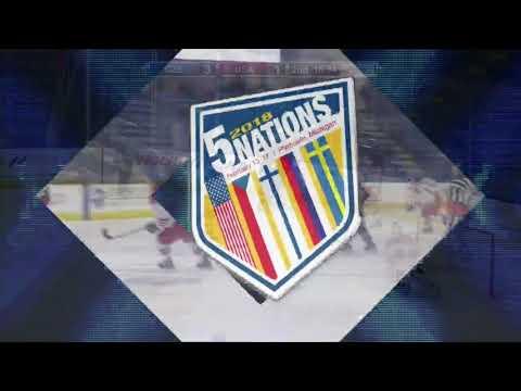 HIGHLIGHTS   USA vs Czech Republic 2.14.18