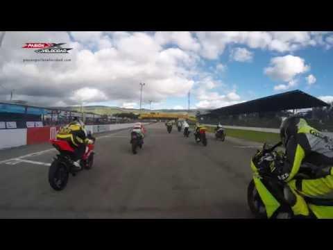 Abordo José Manuel Vargas Carrera Liqui Moly Racing Cup COLOMBIA en Tocancipá 2016
