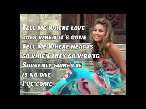 Undone - Haley Reinhart (Lyrics)