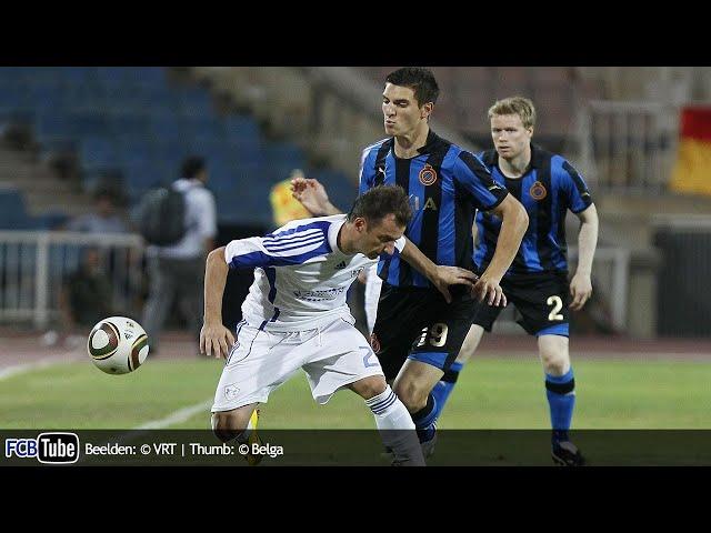 2011-2012 - Europa League - 02. 2de Voorronde - FK Qarabag - Club Brugge 1-0