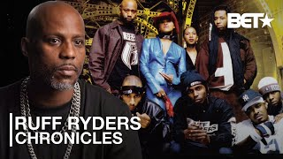 """Darrin """"dee"""" dean's accident rocks the label, dmx leaves def jam, and joaquin """"waah"""" dean focuses on next generation of artists expanding ruff ryders..."""