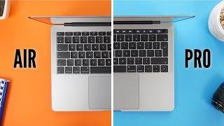 MacBook Air vs MacBook Pro | PORÓWNANIE + KONKURS!