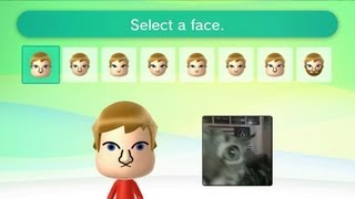 The Faces of Mii with SSoHPKC #1