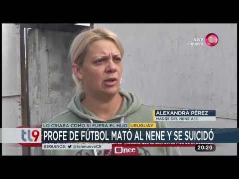 Conmoción por el asesinato de un nene en Uruguay