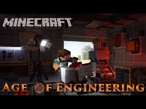 Age of Engineering - Ep. 24 - Sag Mill & Thermal Centrifuge