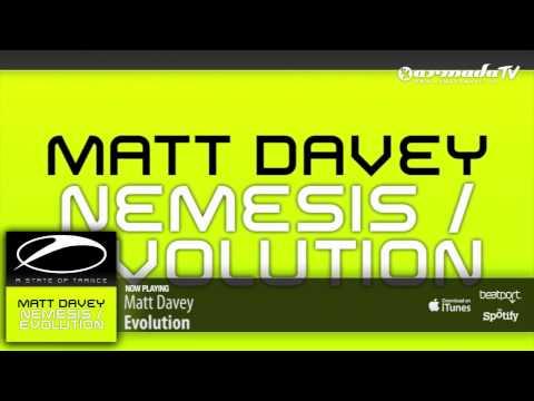 Клип Matt Davey - Evolution