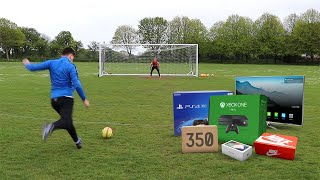 Download Score A Goal, I'll Buy You Anything Challenge Mp3 and Videos