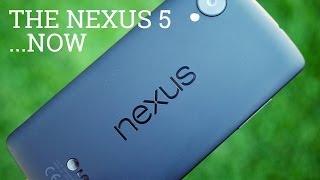 The Nexus 5... Now