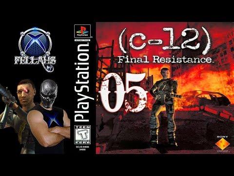 C-12 Final Resistance (PS1) 100% Legendado em PT BR - HD 1080p 60fps - Parte 05