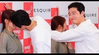 Park Seo Joon Beri Ciuman Pada Fansnya Dalam Event Jumpa Fans!