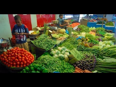 Fresh Fruit & Vegetable Market in Mumbai