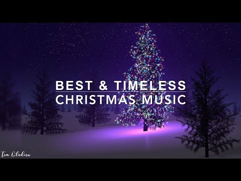 Best & Timeless Christmas Music | 1 Hour Piano Instrumental Music | Peaceful & Relaxing Music