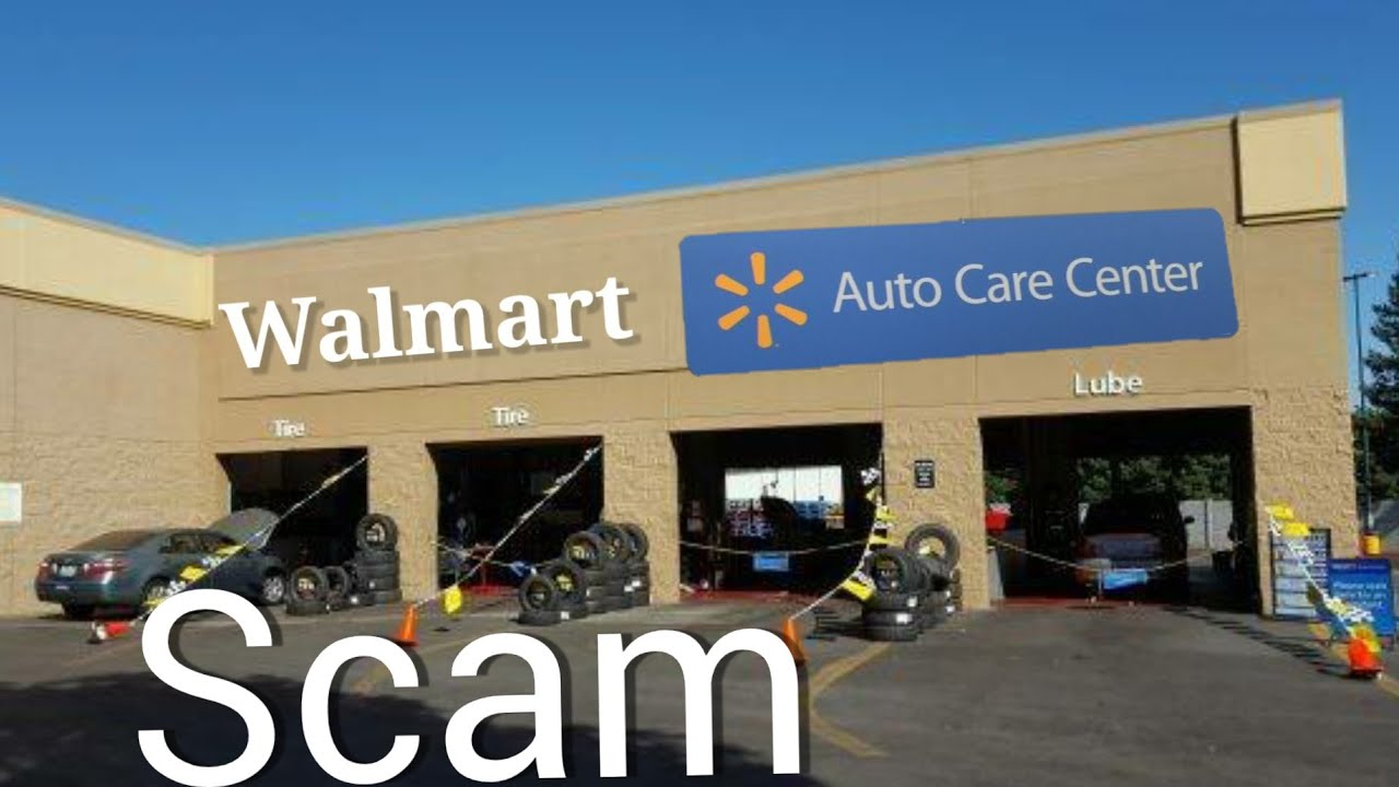 Walmart Auto Care Center Isn T Safe Youtube