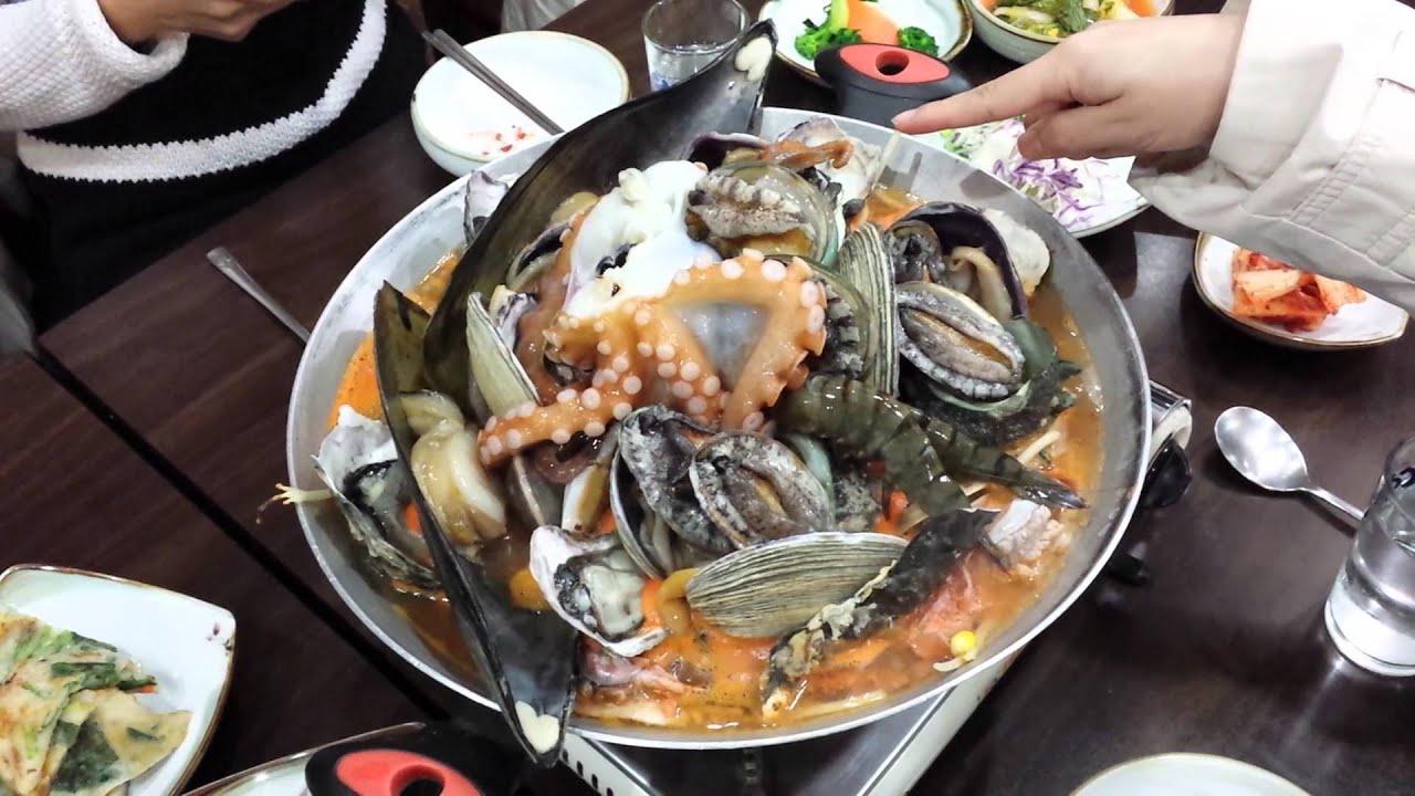 三姓穴海鮮鍋