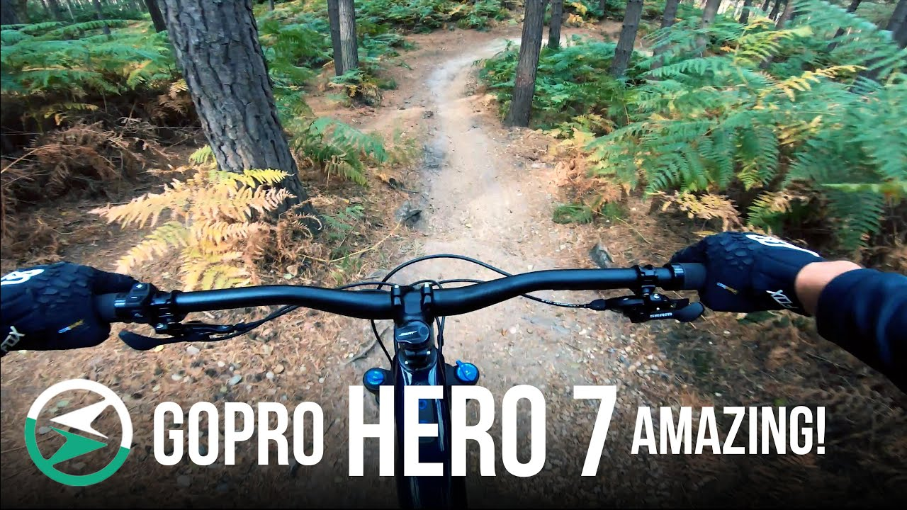 GoPro Hero 7 Black Review for MTB Footage - Hyper Smooth, Superb Audio &  Video and best settings