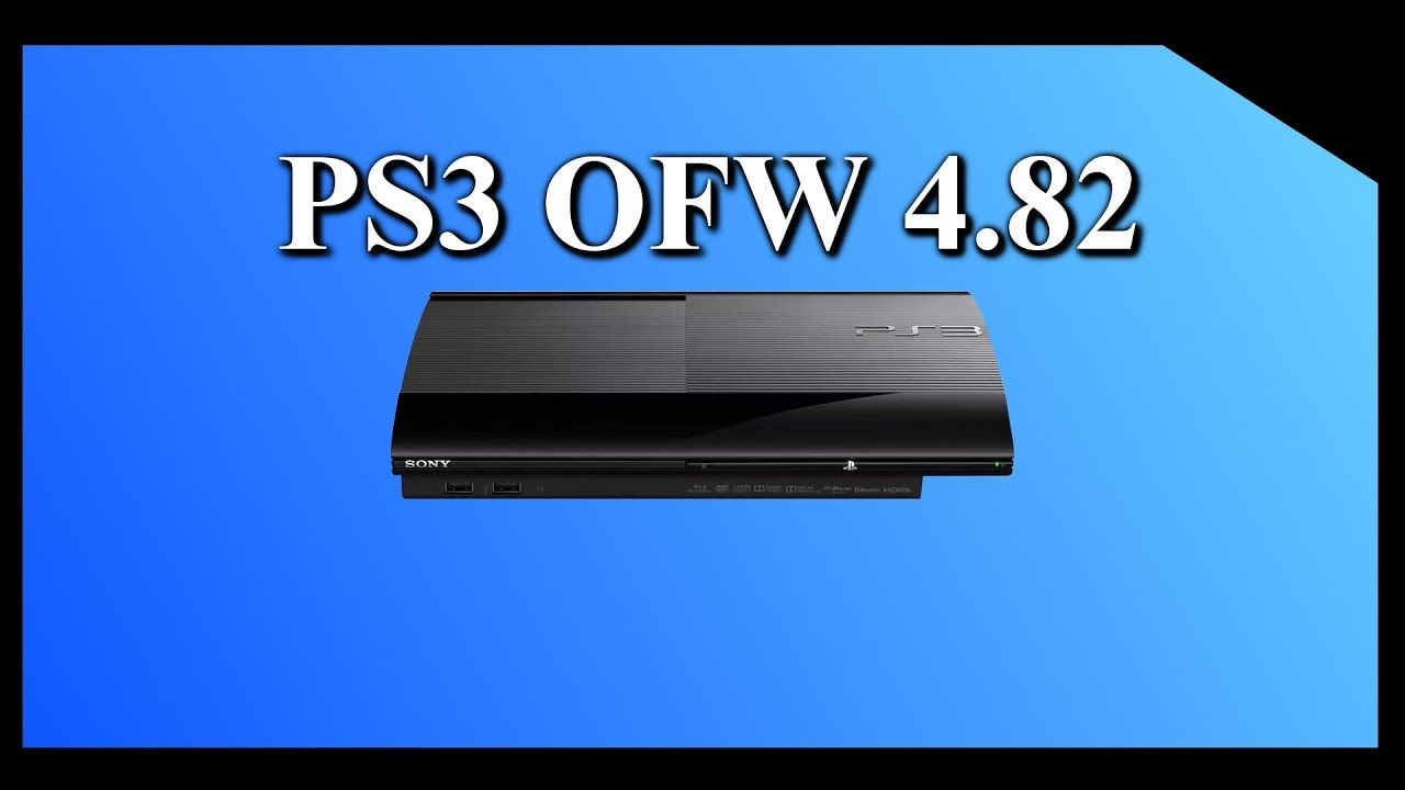 download firmware ps3 ofw