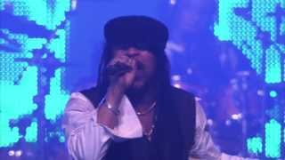 Afro-Latino Festival 2013 Bree (B): Maxi Priest - Wild World / Believe / Crazy Love - Live