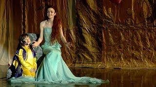 «Удивительную историю русалочки» представили в Краснодаре