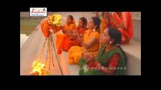 Terah Go Ukhiya Me Bandh Ke Chunriya | Bhojpuri New Hit Chhat Pooja Song | Khoosabu Uttam