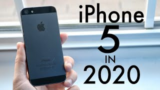 iPhone 5 In 2020! (Still Worth It?) (Review)