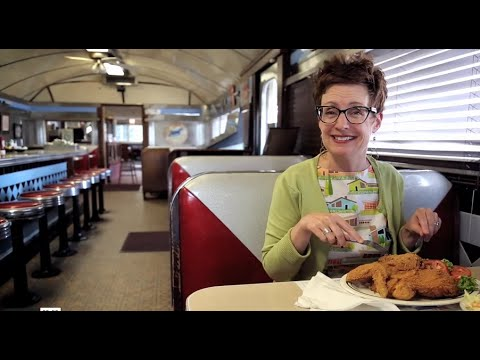 Retro Roadmap™ at Doyle's Diner Selbyville Delaware