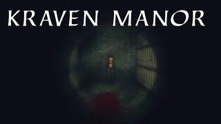 Let's Play Kraven Manor (Deutsch) #1 | EPIC HORROR GAME