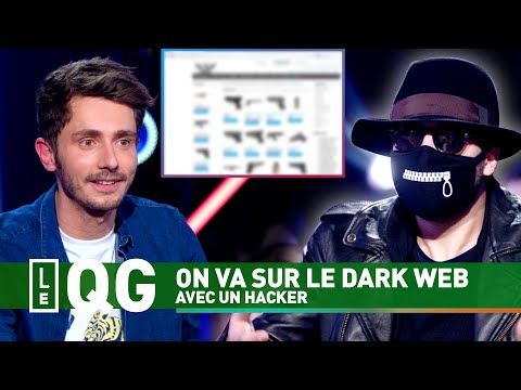 ON VA SUR LE DARK WEB AVEC UN HACKER