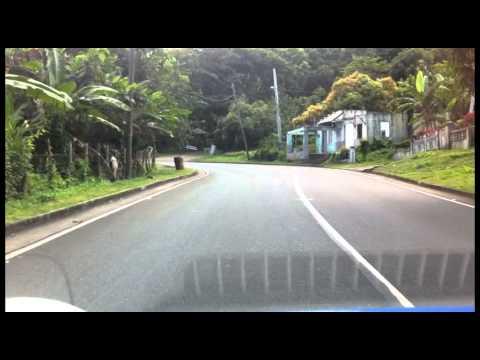 Jamaica Through The Eyes Of Carl Bradshaw Road Trip