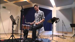 20th Century Fox Fanfare snare drum cover SM