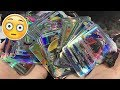 PULLED 70 ULTRA RARES IN ONE POKEMON BOOSTER PACK!?