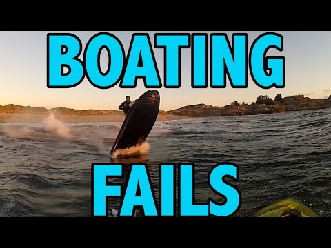 Boating Fails 2019 || Funny Videos