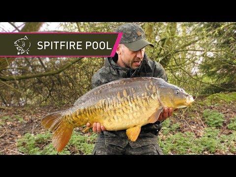 Simon Crow Carp Fishing at Spitfire Pool