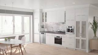Bosch Home Appliance Innovations at KBIS 2018 with Chef Curtis Stone | Editor TV