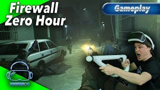 Firewall Zero Hour - Dęr heilige VR Shooter Gral? [Gameplay][German][PSVR][Virtual Reality]