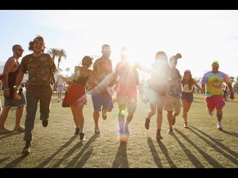 Coachella 2014: Desert Parallax