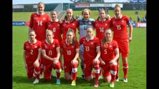Switzerland Women's National Football Team: Road to Canada 2015 World Cup