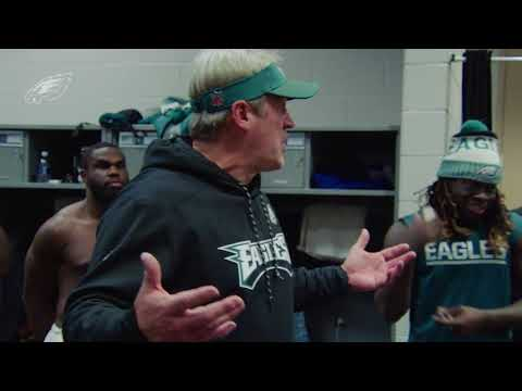 Eagles vs. Giants: Post-Game Speech (12/17/17)