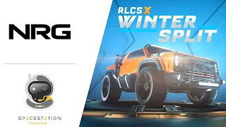 NRG vs SSG | NRG vs Spacestation Gaming | RLCS Season X - Winter: NA (27th Feb 2021)