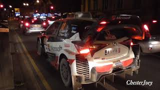 WRC in Chester (Wales Rally GB 2017)