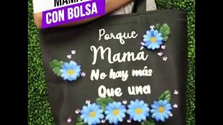 BOLSA PARA MAMÁ