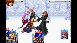 Game Boy Advance Longplay [027] Kingdom Hearts: Chain of Memories (Sora: Part 6 of 9)