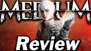 The Medium Review (Xbox Series X, Xbox Series S, PC) (Video Game Video Review)