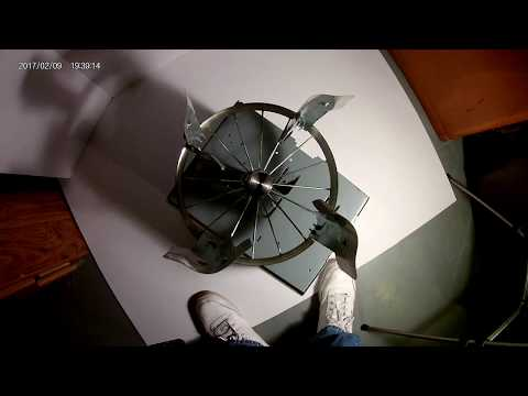 DIY Wind Generator easy build easy power for self reliance VIDEO
