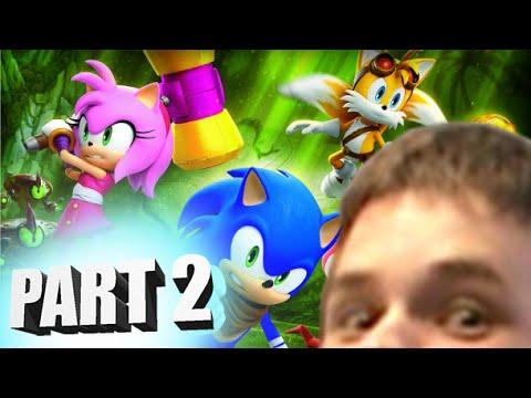 Nickon Reviews Sonic Boom- Part 2- Music, Hub Worlds, Combat, Lyric, Shadow