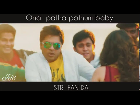 STR simbu / vaalu movie / song scene /WhatsApp Status Video #