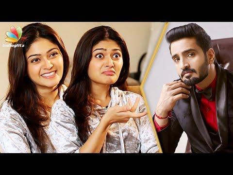 I Felt Paavam For Santhanam : Vaibhavi Shandilya Interview   Sakka Podu Podu Raja Movie