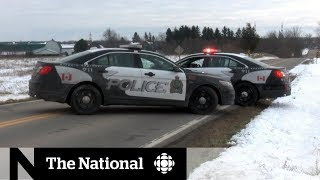 Ontario police officer in hospital after being shot by fellow officer