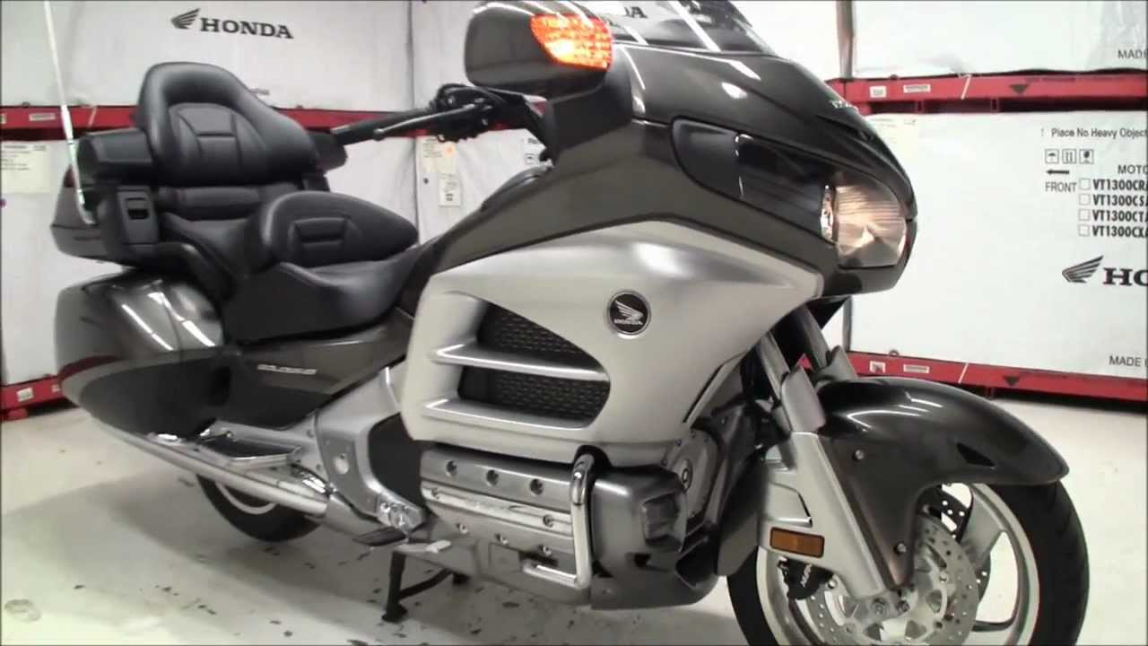 NEW 2013 Gold Wing GL18HPN Gray Metallic ON SALE at Southern Honda ...